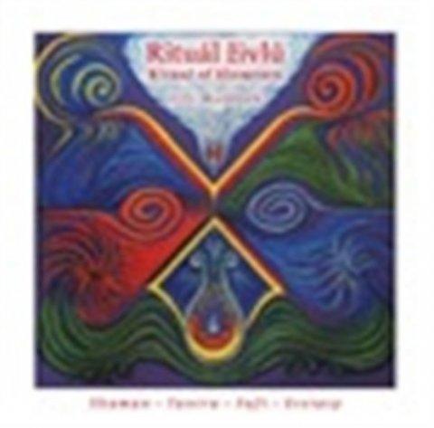 Mazánek Jiří: Rituál živlů / Ritual of Elements - CD