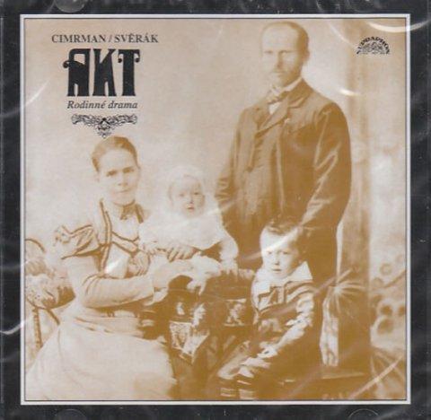 Divadlo Járy Cimrmana: Divadlo J.C. - Akt - CD