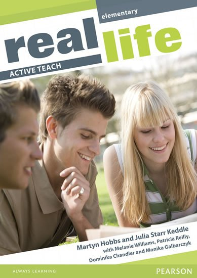 Hobbs Martyn, Keddle Julia Starr: Real Life Global Elementary Active Teach
