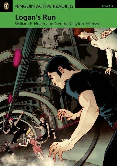 Nolan William F.: Level 3: Logan´s Run Bk/CD Rom Pack