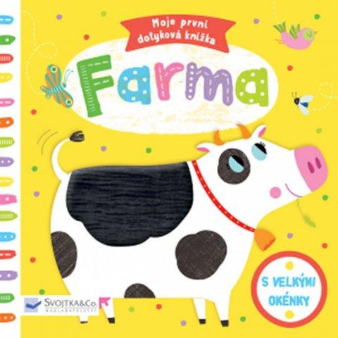 Horvath Marie-Noelle: Farma - Moje první dotyková knížka