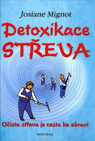 Mignot Josiane: Detoxikace střeva