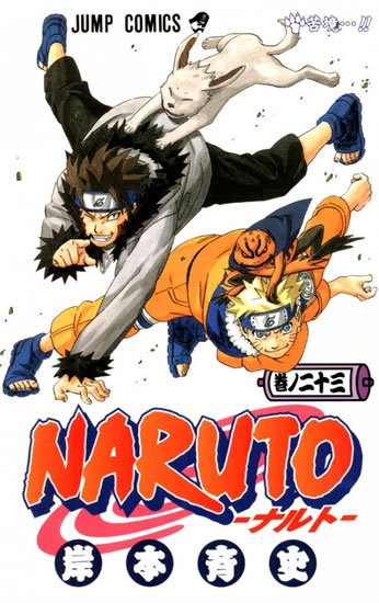 Kišimoto Masaši: Naruto 23 - Potíže .... !!