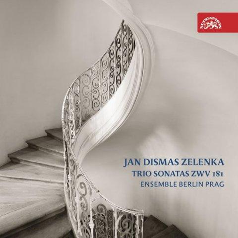 Zelenka Jan Dismas: Triosonáty ZWV 181 - 2 CD