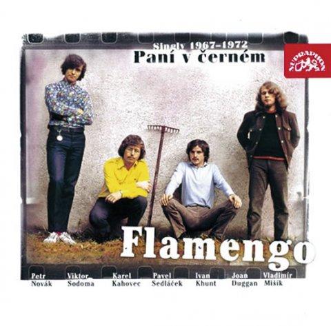 Flamengo: Paní v černém - Singly 1967 - 1972 CD