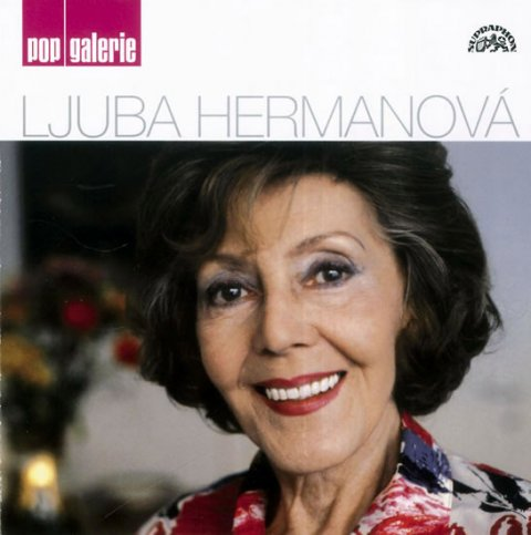 Hermanová Ljuba: Ljuba Hermanová - pop galerie CD