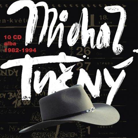 Tučný Michal: Tučný Michal - 10 CD alba 1982 - 1994
