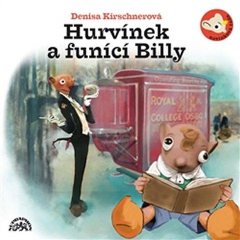 Divadlo S + H: Hurvínek a funící Billy - CD