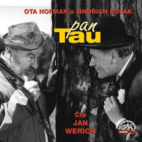Hofman Ota: Pan Tau - CD (Čte Jan Werich)