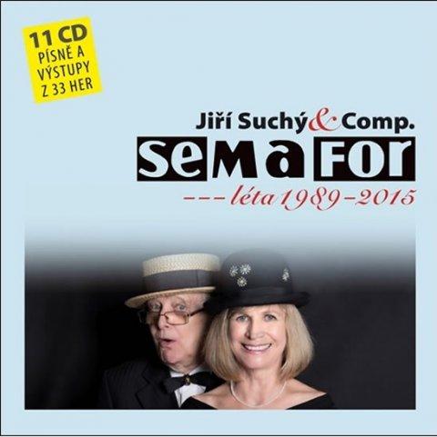 Semafor: Semafor 1989-2015 - 11 CD