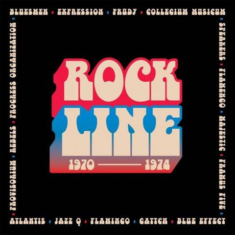 neuveden: Rock Line 1970-1974 - 2 CD