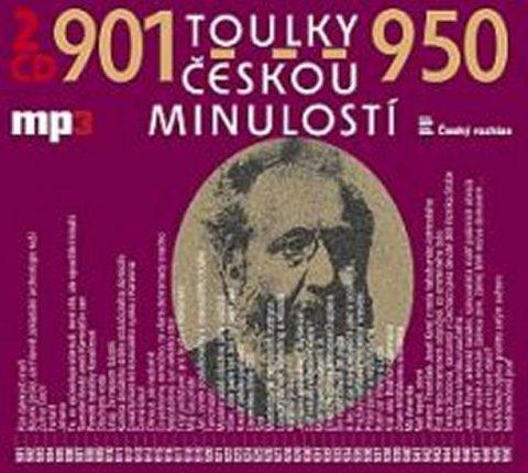 kolektiv autorů: Toulky českou minulostí 901-950 - 2CD/mp3