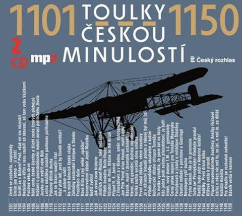 kolektiv autorů: Toulky českou minulostí 1101-1150 - 2 CDmp3