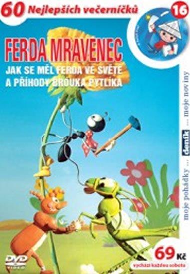 Sekora Ondřej: Ferda mravenec: Jak se měl ve světě - DVD
