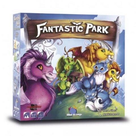 neuveden: Fantastic park - Dětská desková hra
