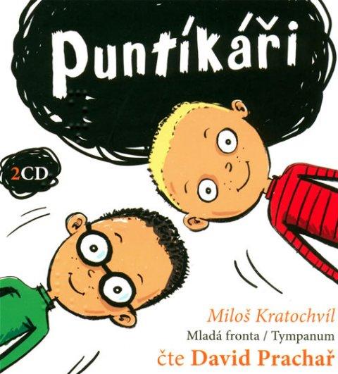Kratochvíl Miloš: Puntíkáři - Pachatelé dobrých skutků 1 - 2 CD
