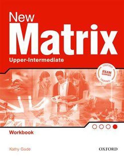 Gude Kathy: New Matrix Upper Intermediate Workbook International Edition