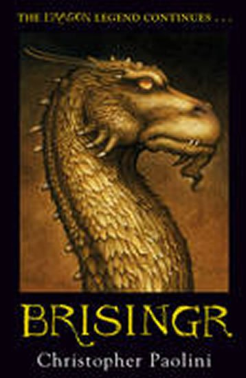 Paolini Christopher: Brisingr : Book Three