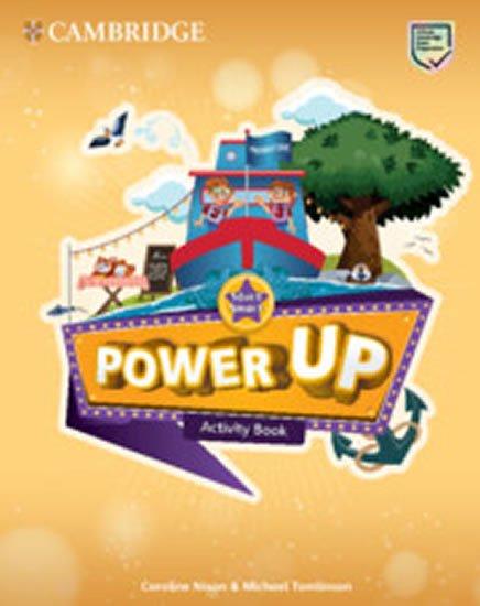Nixon Caroline: Power Up Start Smart Activity Book
