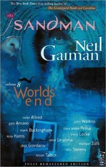 Gaiman Neil: Sandman - World´s End Volume 8