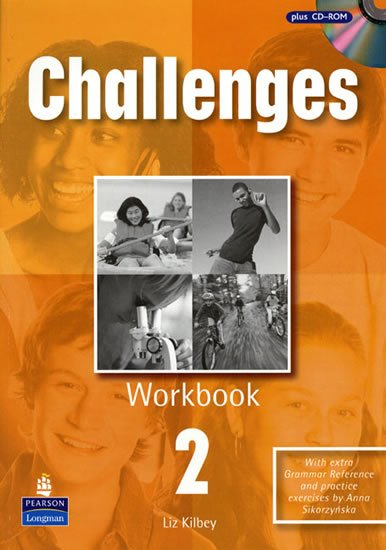 Kilbey Liz: Challenges 2 Workbook w/ CD-ROM Pack