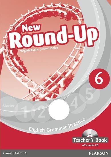 Dooley Jenny: Round Up 6 Teacher´s Book w/ Audio CD Pack