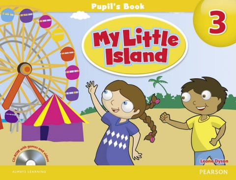 Dyson Leone: My Little Island 3 Students´ Book w/ CD-ROM Pack