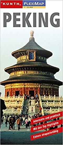 neuveden: Peking/Fleximap 1:23T KUN