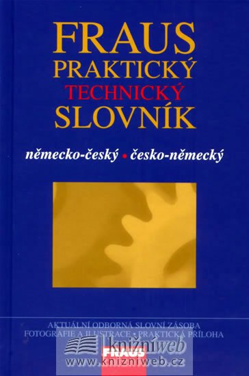 neuveden: Fraus Praktický technický slovník NČ-ČN