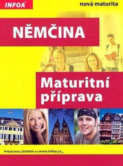 Ptak Magdalena, Rink Anna: Němčina - maturitní příprava