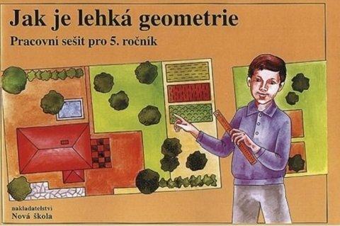 Rosecká Zdena: Jak je lehká geometrie – pracovní sešit pro 5.ročník