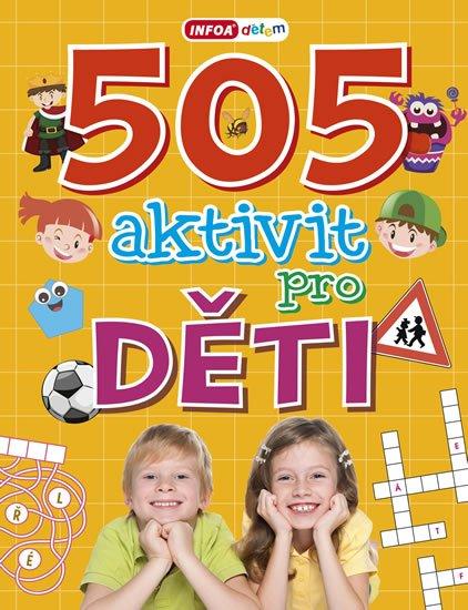 neuveden: 505 aktivit pro děti