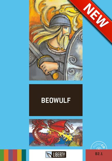 Hammond Gillian: Beowulf+CD: B2.1 (Liberty)