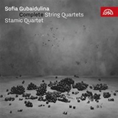 Různí interpreti: Gubajdulina: Smyčcové kvartety - komplet - CD