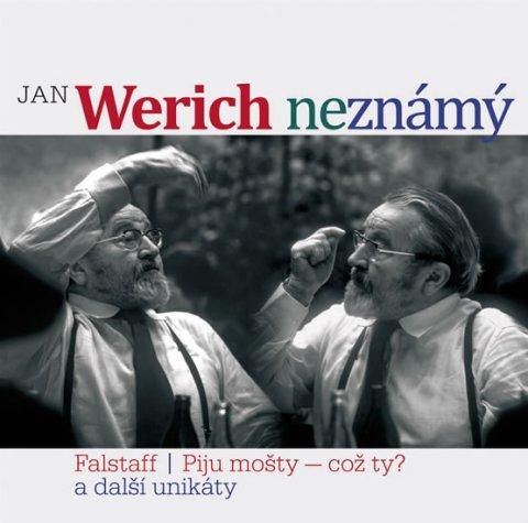 Werich Jan: Jan Werich neznámý CD