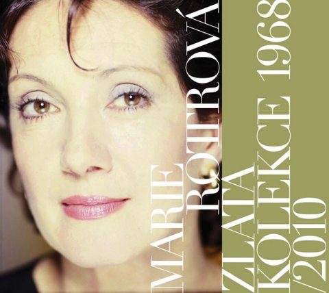 Rottrová Marie: Zlatá kolekce Marie Rottrové 3CD