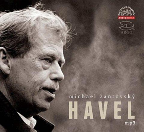 Žantovský Michael: Havel - 2CDmp3
