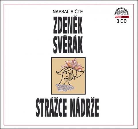 Svěrák Zdeněk: Strážce nádrže - 3 CD
