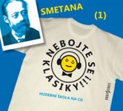 neuveden: Nebojte se klasiky 1 - Bedřich Smetana - CD