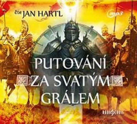 neuveden: Putování za Svatým Grálem - CDmp3 (Čte Jan Hartl)
