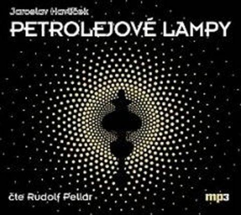 Havlíček Jaroslav: Petrolejové lampy - CD mp3