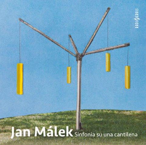 Málek Jan: Jan Málek - Sinfonia su una cantilena - CD