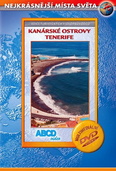 neuveden: Kanárské ostrovy - Tenerife - Nejkrásnější místa světa - DVD