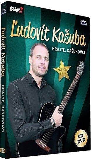neuveden: Kašuba L. - Hrajte, Kašubovci - CD+DVD