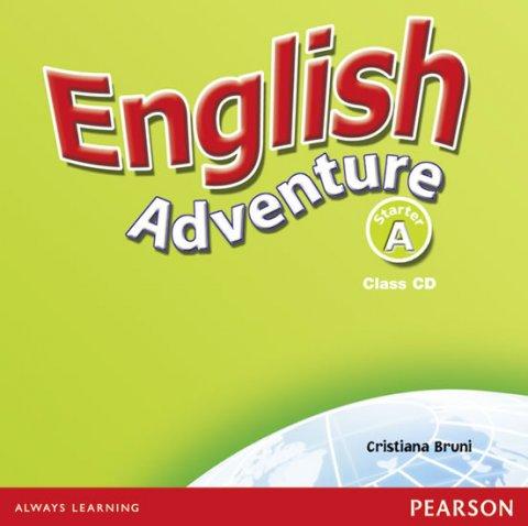 Bruni Cristiana: English Adventure Starter A Class CD