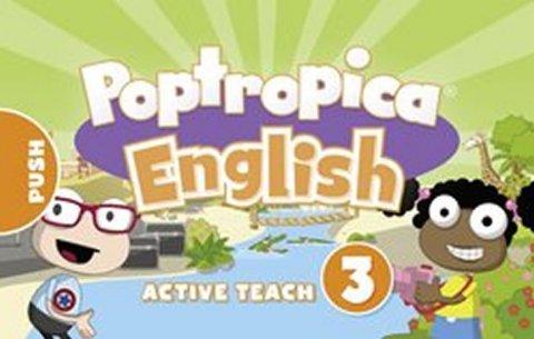 Salaberri Sagrario: Poptropica English 3 Active Teach USB