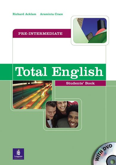Acklam Richard: Total English Pre-Intermediate Students´ Book w/ DVD Pack