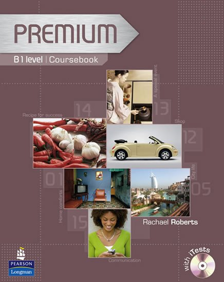 Hutchison Susan: Premium B1 Coursebook w/ Exam Reviser/Test CD-ROM Pack