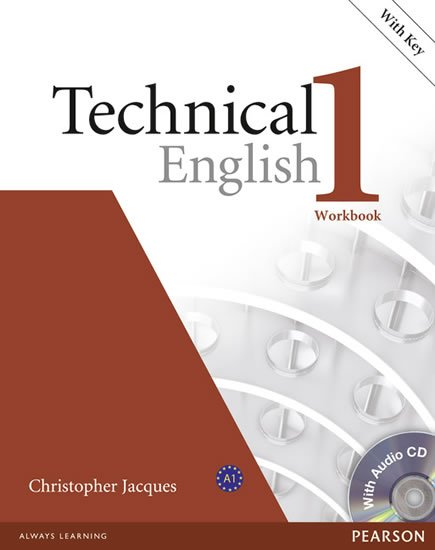 Jacques Christopher: Technical English 1 Workbook w/ Audio CD Pack (w/ key)