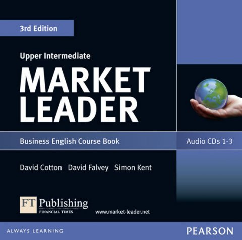Cotton David: Market Leader 3rd edition Upper Intermediate Audio CD (2)